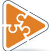 SBP Logo 2015 (Transparent BG) Stacked Slate-Orange